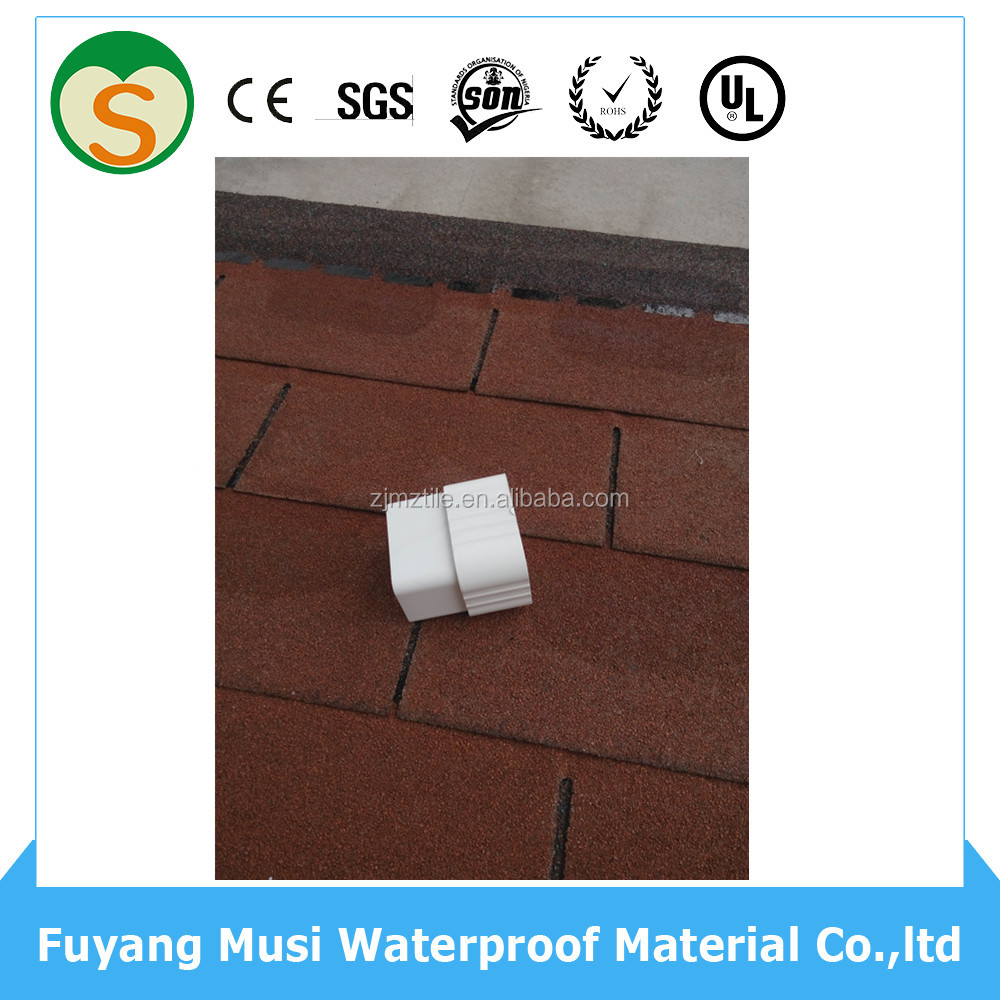 HangZhou Manufacturer plastic pvc downspout joint/downpipe connector for car rain gutter