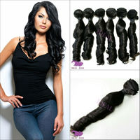 Ideal Hair Arts AAAAA indian body twists hair weave 100% unprocessed virgin hair