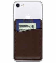 New arriving real leather cellphone card holder wallet