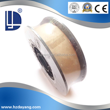 Good performance CO2 mig/mag solder wire er70s-6 welding wire with free sample