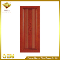 High quality MDF paint colors craft wood doorJHA122