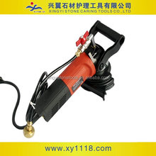 Handy electric grinder power tool with up water feed CS-002