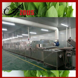 Large Capacity Drying Machine for Dehydrating Vegetable/Microwave Drying Oven