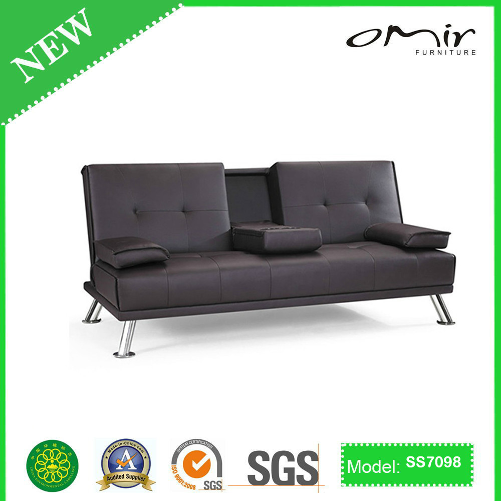 SS7098 china manufacturer cheap Pu leather fabrique sofa