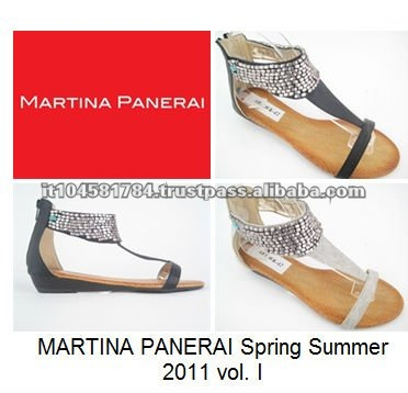 Italy Fashion Design Ladies Summer Sandal