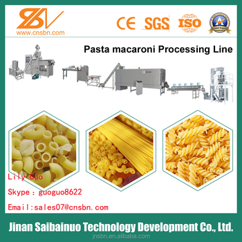 Extruded pasta/ macaroni making machines