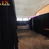 hot sell stage curtain adjustable pipe and drape crossbar backdrop
