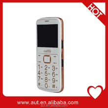 2.31inch dual sim quad band senior mobile phone A600 with camera
