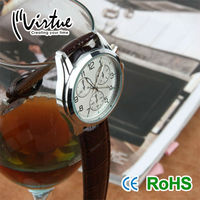 Fashion Leather Mens Watches