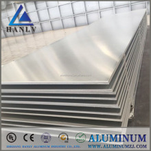 5000 series super flatness aluminum plate for machinery