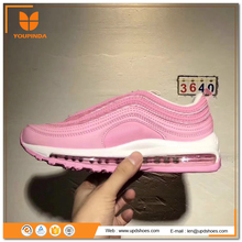 2017 trend american max 97 brand name high quality air safety custom athletic shoes