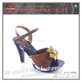 China latest design cheap price high heel sandals for women