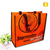 Fashion Shopping recycled laminated non woven handle bags
