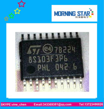New and original IC chips STM8S003F3P6 completely replace STM8S103F3P6 TSSOP20