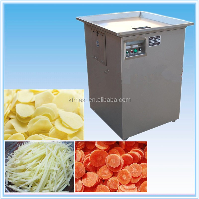 Multifunctional Onion Slicing Machine / Vegetable Slicing Machine
