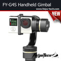 feiyutech G4S 360 degree 3 axis handheld gimbal camera crane gimbal 3 axis