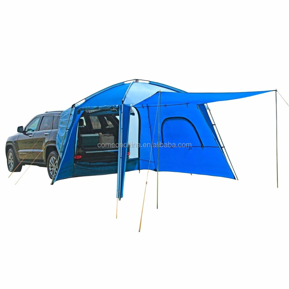 Multi-Purpose 5 Person Awning Car SUV Family Tent