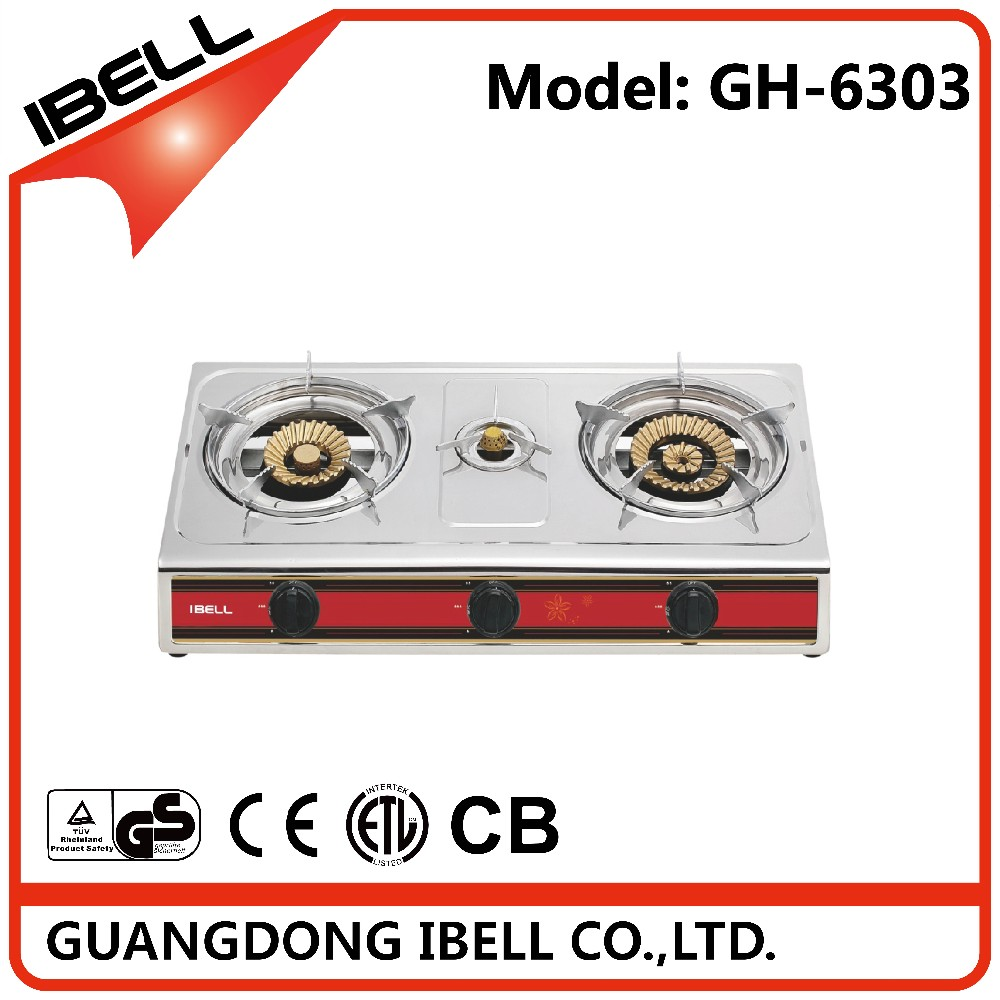 China supplier hot selling kitchen appliance kitchen gas stove