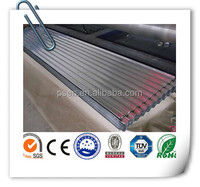 corrugated steel corrugated corrugated stainless steel sheet corrugated steel pipe color coated metal roof tile