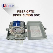 Hot Sales FTTH Fiber Optic hager distribution box