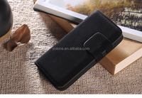 Hot sale flip wallet case leather case for iphone 5 luxury booklet case