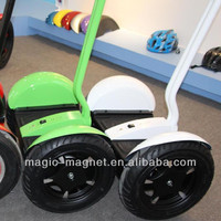 Easy to operate Strong power off road Self balancing electric scooter with two wheels