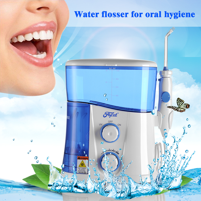 teeth cleaning machine oral dental water flossing irrigator for sale
