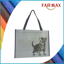 High quality bopp laminated pp woven bag buyer and recycled pp woven bag manufacturers