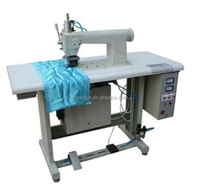 long life industrial ultrasonic lace making sewing machine