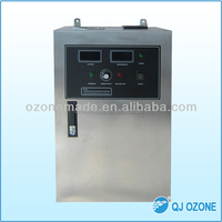 Ozone output 30g/h, applicable space 800-1000m3 public bathroom ozone deodorizer