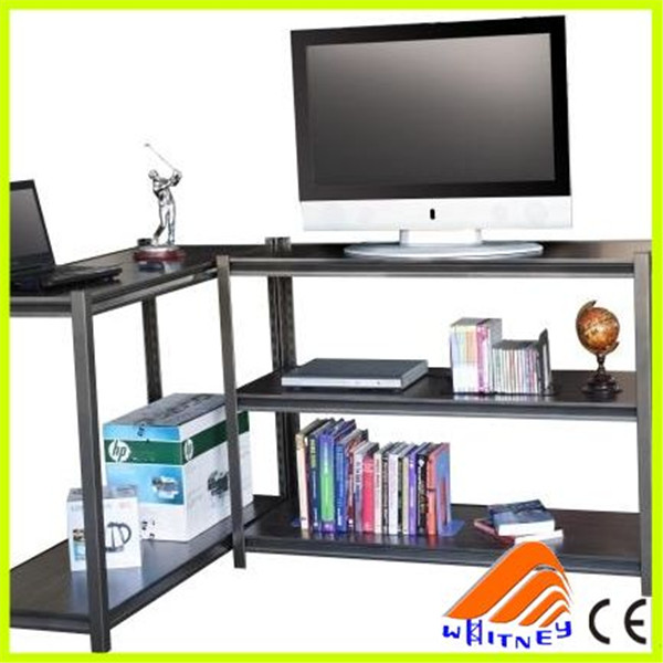 boltless rack puchong,angled shelf supports,steel book shelf
