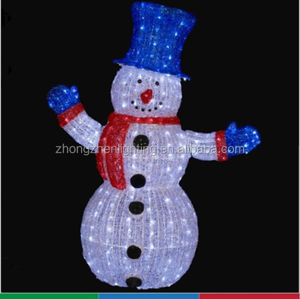 Outdoor Snowman Lights 120cm hot sale outdoor led acrylic christmas snowman view led 120cm hot sale outdoor led acrylic christmas snowman workwithnaturefo