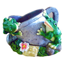 Factory Wholesale Handmade Resin Frog