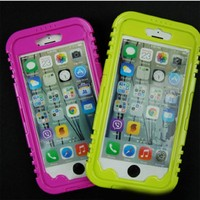 universal waterproof cellphone cases for iphone ,waterproof case diving,waterproof smartphone case