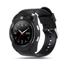 CE and RoHS certificate waterproof fashion sport intelligent best smart Android watch phone with camera