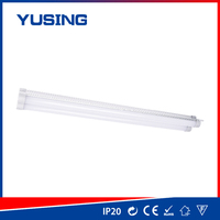 Over 10 years experience two tube 4ft led 36w smd chandelier lighting fixture