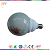 G100 nice global shape with pattern home garden cfl bulb