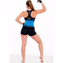 Hot sale back support wasit slimming belt