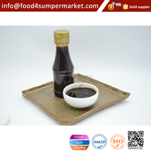 Cooking sauce doypack standing up black pepper sauce