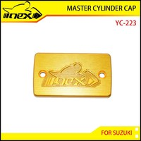 2015 New Product NEX Forged CNC Miling Master Cylinder Cap for Suzuki