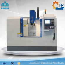 China 5 axis cnc vertical milling machining center