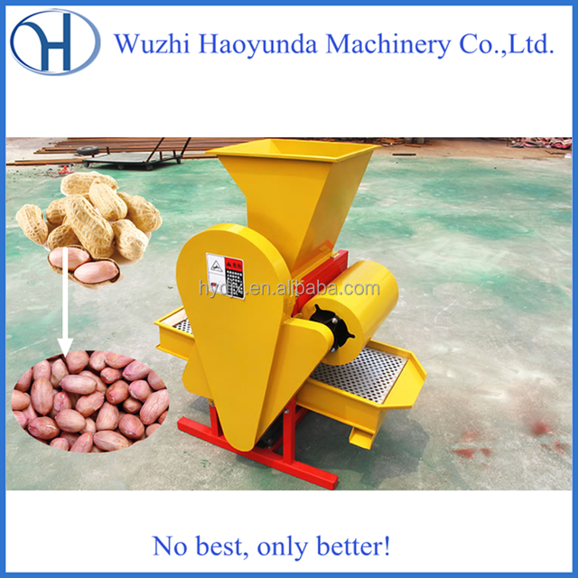 Special peanut seed sheller groundnut husker earth chestnut hull removing machine WhatsApp(86 15639174925)