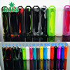 Wholesale top quality 100% food grade silicone 18650 battery protective case