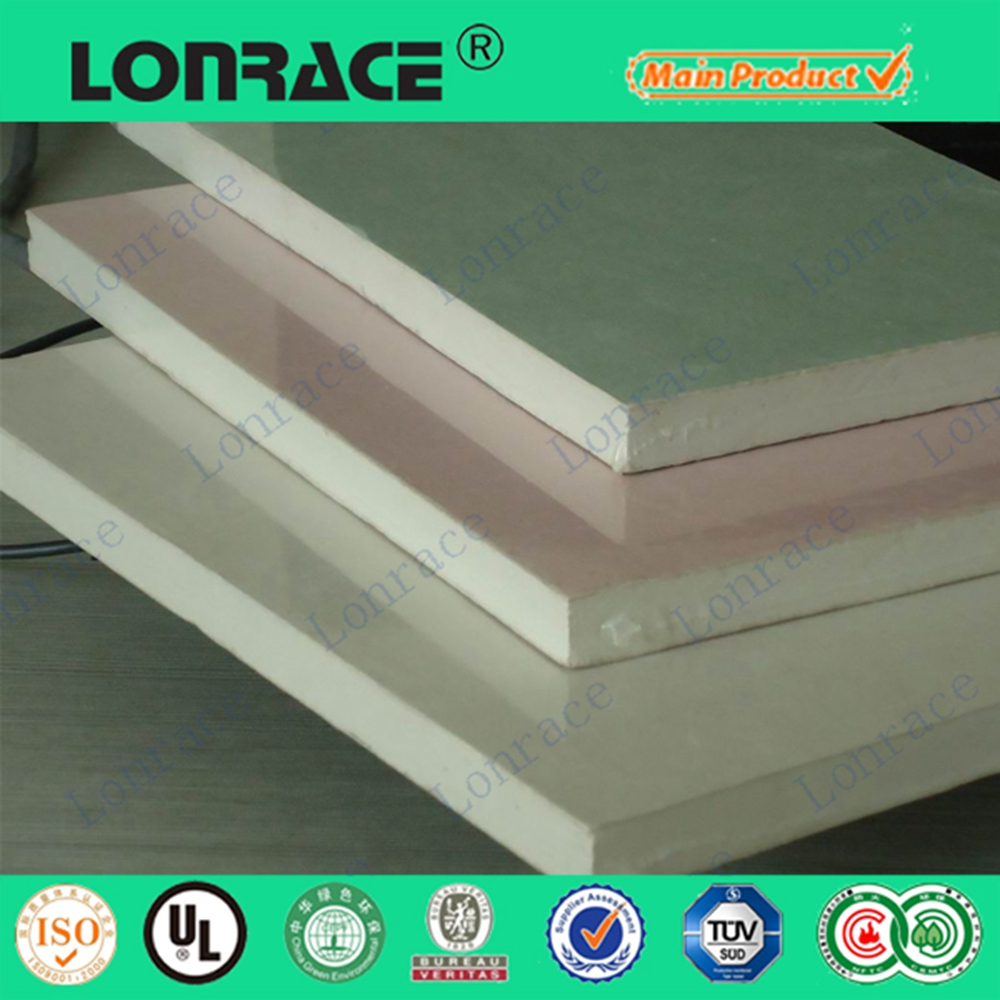 Glass Reinforced Gypsum Product : Glass fiber reinforced gypsum board plasterboard drywall
