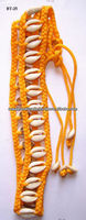 cowry Shell Beads Belts