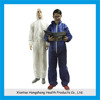 Medical Disposable Microporous Coverall With Zipper