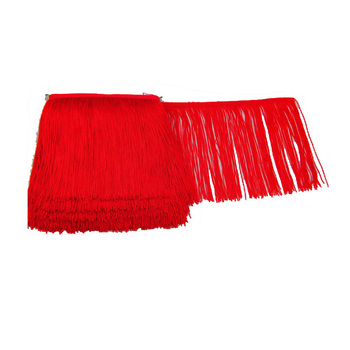 Most Popular 100% Rayon Colorful Curtain Tassel Fringe Trim For Dress