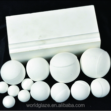 92% high density desiccant alumina ball For Ball Milling machinary