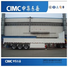 CIMC New Side Wall Loaders, Semi Trailers, Truck Trailers for Bulk Goods