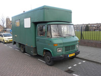 Truck:Used low cost Mercedes 508